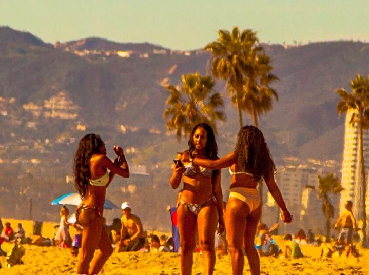 BEACH(3GIRLS)3